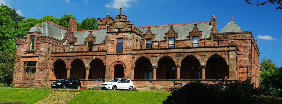 Boclair House in Bearsden